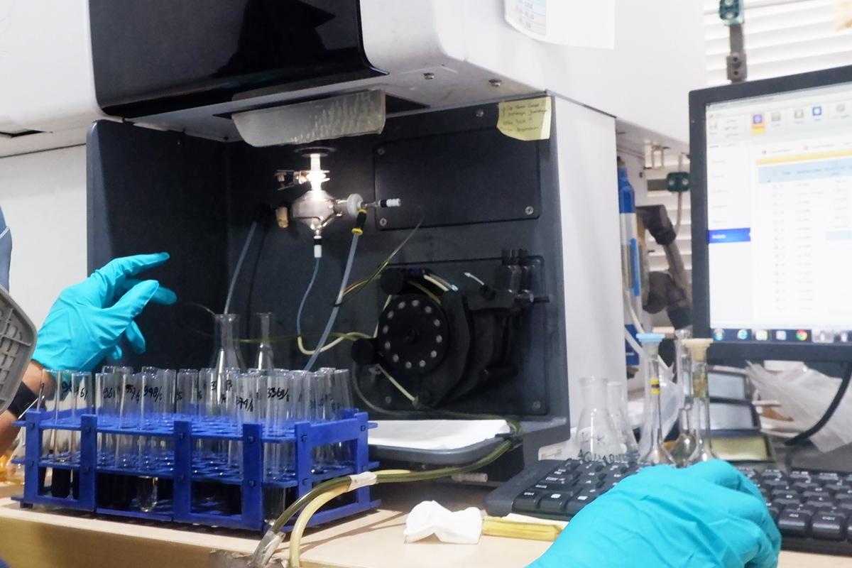 laboratorium petrolab
