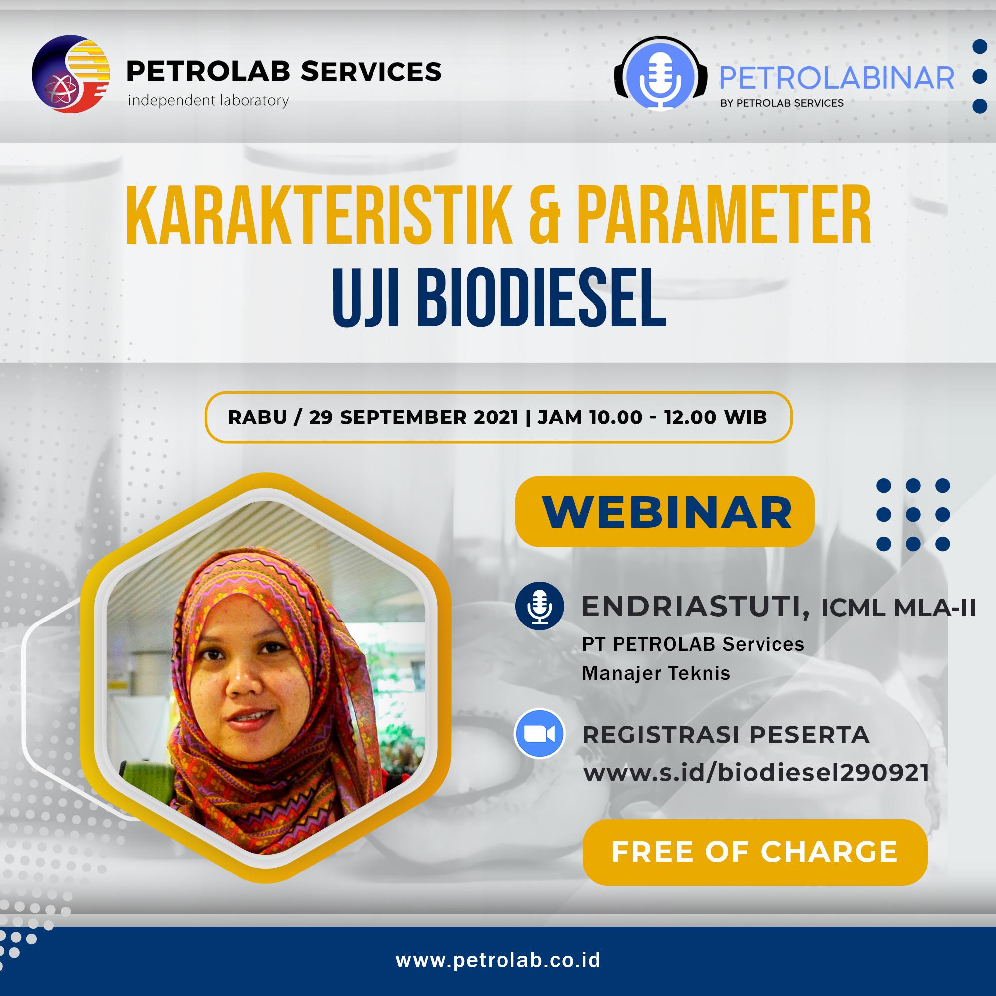 uji biodiesel